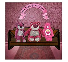 The Pink Bears club by Danonymous84