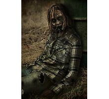 The Walking Dead Photographic Print