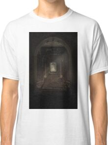 Arches of the old hall Classic T-Shirt