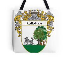 Callahan Coat of Arms/Family Crest Tote Bag