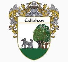 Callahan Coat of Arms/Family Crest T-Shirt