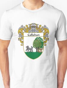 Callahan Coat of Arms/Family Crest T-Shirt