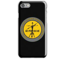 Cable Hammer Curls - Rope Attachment - My Performance Enhancement Drug iPhone Case/Skin