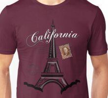 California, France Unisex T-Shirt