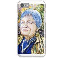 My Friend Ann iPhone Case/Skin