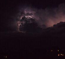 Lightning on the Sound 6 by KayZeg