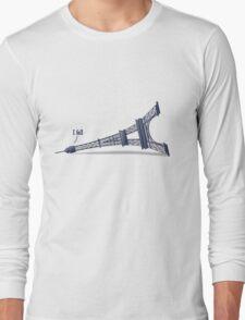 I Fell Tower Long Sleeve T-Shirt