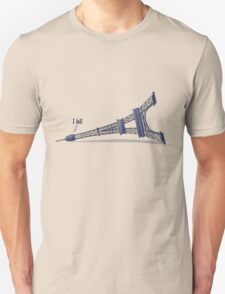 I Fell Tower T-Shirt