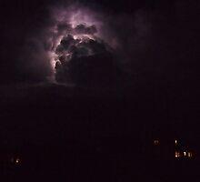 Lightning on the Sound 7 by KayZeg