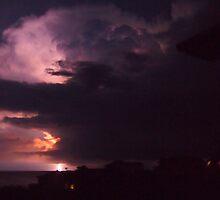 Lightning on the Sound 9 by KayZeg