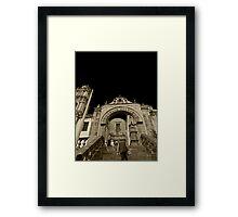 ©MS Tlalpujahua VIIIA Monochromatic Framed Print