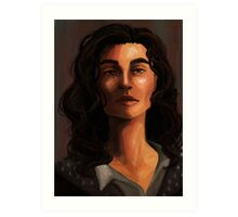Sirius Black Portrait Art Print