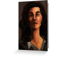 Sirius Black Portrait Greeting Card