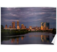Indianapolis A Day in May Poster