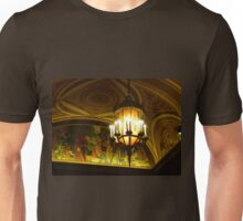 Lights of an old theatre Unisex T-Shirt
