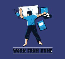 Work from Home Unisex T-Shirt
