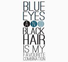 Magnus Bane: Blue Eyes and Black Hair 2 T-Shirt