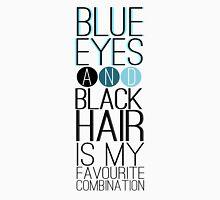 Magnus Bane: Blue Eyes and Black Hair 2 Unisex T-Shirt