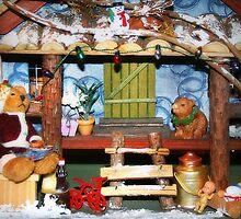 Santa's Hard Day's Night by Nadya Johnson