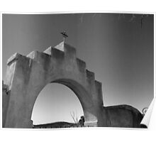San Xavier Del Blac Mision Poster