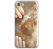 May you Heal well iPhone Case/Skin