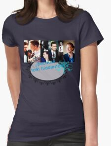 Hiddles Womens Fitted T-Shirt