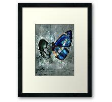 Bonefly Framed Print