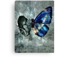 Bonefly Canvas Print