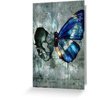Bonefly Greeting Card