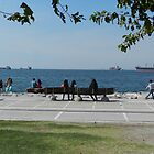 Izmir Bay is for relaxing by Shelby  Stalnaker Bortone