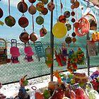 The Market Place In Izmir Turkey by Shelby  Stalnaker Bortone