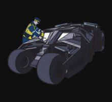 Batman Parking Ticket by mvettese