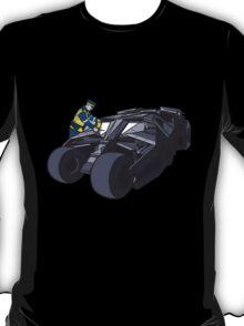 Batman Parking Ticket T-Shirt
