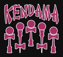 Kendama x5, pink by gotmoxy