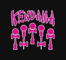 Kendama x5, pink Unisex T-Shirt