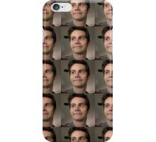 Creepy Stiles iPhone Case/Skin