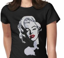 Marilyn Womens Fitted T-Shirt