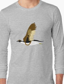 Penguins Can't Fly Long Sleeve T-Shirt