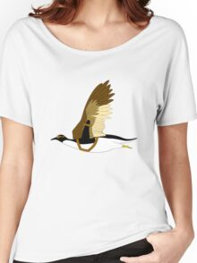 Penguins Can't Fly Women's Relaxed Fit T-Shirt