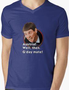 G'day mate! Mens V-Neck T-Shirt