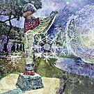 Happy Holidays by Diane  Kramer