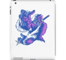 Just the Ninja Yeti iPad Case/Skin
