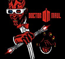 Doctor Maul 3D by popnerd