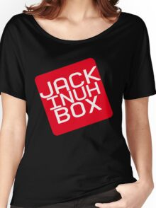JACK INUH BOX Women's Relaxed Fit T-Shirt
