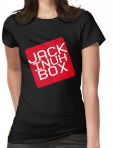 JACK INUH BOX Womens Fitted T-Shirt