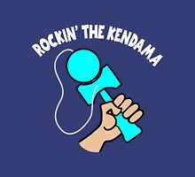 Rockin the Kendama, lt blue Unisex T-Shirt