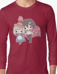 Howls Moving Castle - Studio Ghibli Long Sleeve T-Shirt