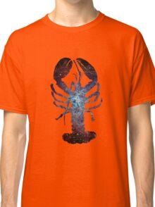 Galaxy Lobster Classic T-Shirt