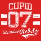 Cupid Reindeer Rebel by Jesse Cain