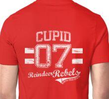 Cupid Reindeer Rebel Unisex T-Shirt